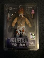BRAND NEW!! SONY PS3 Twisted Metal Sweet Tooth 7in Action figure 2010 Rare