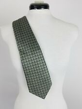 David Taylor Multi Color Green Men's Tie