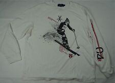 Rare Vintage POLO RALPH LAUREN Ski Performance RL 67 L/S Shirt Snow Beach 90s XL