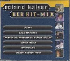 ROLAND KAISER / DER HIT-MIX - 2-TRACK-SINGLE-CD 1997