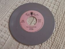TV SLIM/BUDDY GUY & JESSE FORTUNE YOU CAN'T LOVE ME/GOOD THINGS PAULA GRAY VINYL