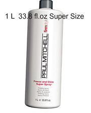Spray Paul Mitchell Firm Style Freeze And Shine Super Finishing 1000ml New