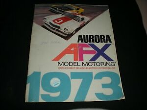 AFX 1973 Catalog { TAKE a LOOK! }