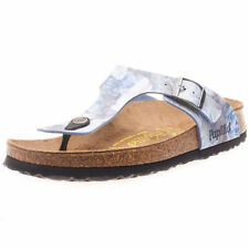Floral Suede Sandals for Women