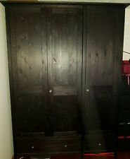 Set Of 2 solid wood Wardrobes From Mayflower collection
