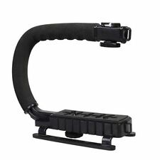 C-shaped Bracket Holder Stabilizer Handheld Grip For DSLR Camera Gopro Hero 5 4