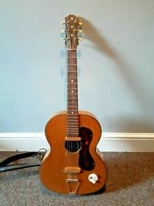 Vintage Iconic 1950 s Electro Acoustic guitar