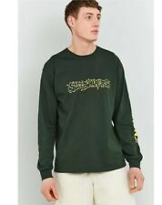 Urban Outfitters, Sleep Walkers Tee Men's Jumper, Green Colour, Large, NEW