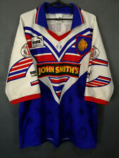 RETRO OLD VINTAGE PUMA RUGBY GREAT BRITAIN 1994 HOME SHIRT JERSEY SIZE 2XL XXL