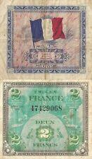 2 FR SÉRIE 1944 N° 47429068 IMPRESSION AMÉRICAINE TYPE 1944 SÉRIE 2 VOIR PHOTO