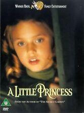 A Little Princess 1999 Eleanor Bron, Liesel Matthews, Liam Cunningham NEW R2 DVD