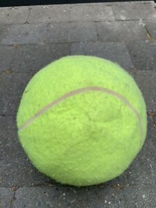 Large Tennis Ball (24cm in diameter) - VGC