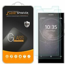 2X Supershieldz for Sony Xperia L2 Tempered Glass Screen Protector Saver