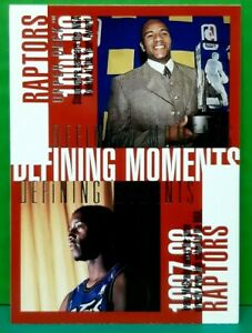 Tracy McGrady rookie subset card 1997-98 Upper Deck #358