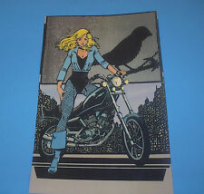 DC HEROES BLACK CANARY POSTER PIN UP POSTER