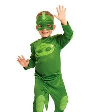 PJ Masks Costume Fancy Dress Set - Gekko Lizard Boy 4-6 Years