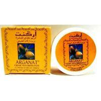 Crema Nutritiva de Aceite de Argán - Arganat 3 x 100ml