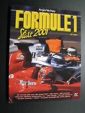 Book Formule 1 Start 2001 door Anjes Verhey (Nederlands)