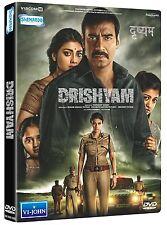 Drishyam DVD - Ajay Devgn, Tabu, Shriya Sharan - Hindi Movie DVD Region Free Sub