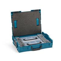 Sortimo L-Boxx 102  limited edition (makita style) + Insetboxenset Mini L-Boxx
