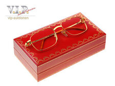 CARTIER LUNETTES C-DECOR BRILLE SONNENBRILLE GLASSES / SUNGLASSES FRAME OCCHIALI