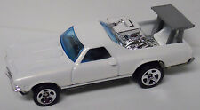 2000 Hot Wheels First Editions '68 El Camino #068-Pearl White Paint