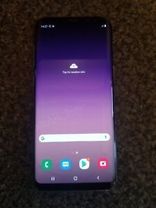 Samsung Galaxy S8+ Plus SM-G955FD Duo - Dual Sim - 64GB - Orchid Grey - Unlocked