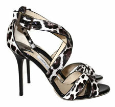 Jimmy Choo Women's High (3-4.5 in.) Strappy, Ankle Straps Heels