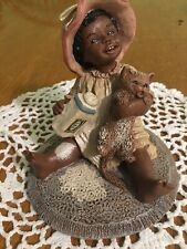 """New listing All God's Children by Miss Martha Holcombe - Kezia #1518 Edition #10 1988 4.5"""""""