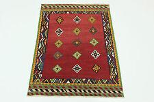 nomades Kelim très bien pièce unique PERSAN TAPIS tapis d'Orient 2,00 x 1,45