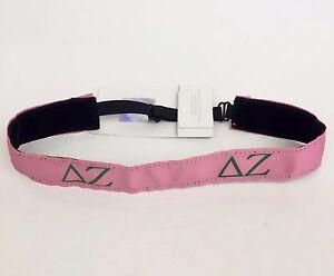Delta Zeta Sorority Choose From Headband Hair Ties and Compact Mirror NEW