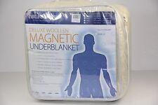 Deluxe Woollen Magnetic Wool Underlay  100% Australian Wool Fleece All Size
