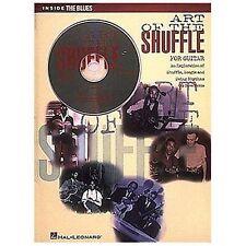 Art Of The Shuffle Dave Rubin Guitar Tab Book ~ With Cd
