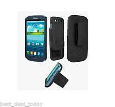 Verizon OEM Shell Holster Combo Case For Samsung Galaxy S3 S 3 III SCH