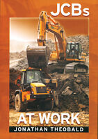 DVD JCB's At Work By: Jonathan Theobald