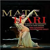 Ted Brandsen - MATA HARI - A Ballet by Ted Br *New DVD*