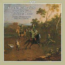 LORFEO BLAESERENSEMBLE - MYSLIVECEK:WIND OCTETS and QUINT [CD]