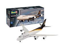 Boeing 747-8F Ups 1:144, Revell Modello di Aereo Kit di Costruzione 03912