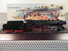 Märklin H0 3027 Dampflok BR 44 690 der DB Analog telex mit Prüfsiegel in OVP 2