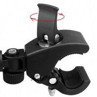 Bicycle Handlebar Mount 1/4 Screw Clamp Bracket Tripod for GoPro Camera DV Kits