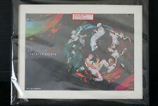 "JAPAN Sega Lucky Kuji ""Jujutsu Kaisen GRAFFITI x BATTLE"" Framed Art"