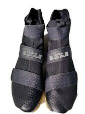 Nike Lebron Title Soldier 10 SFG Black Gum Mens sz 18