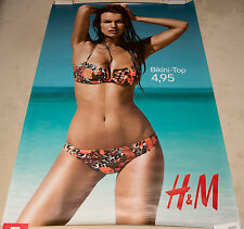 Filipa Hamilton H&M 4 x 6 feet Bus Shelter Poster