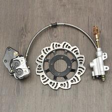 Universal Pit Bike Brake Rear System Master Cylinder And  Brake Disc 110CC 125CC