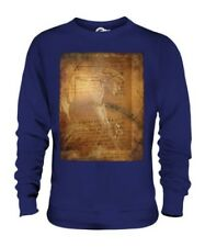 HE THAT LOVETH NOT UNISEX FASHION SWEATER TOP DA VINCI ANGEL CHRISTIAN