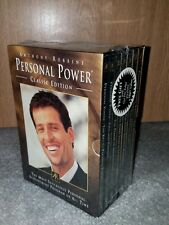 Anthony Tony Robbins Personal Power Classic Edition 7 Day CD Boxed Set
