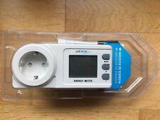 LCD Medidor de Potencia Contador De Consumo Eléctrico Monitor de Energía Volta 3