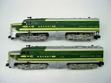 Custom American Flyer Rocket A-A Alco Diesel Engines [Lot LL11-D25]