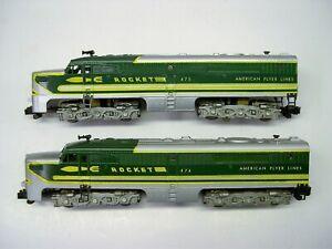 Custom American Flyer Rocket A-A Alco Diesel Engines [Lot LL11-D25]