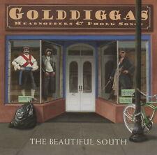 THE BEAUTIFUL SOUTH - Golddiggas, headnodders & pholk songs - CD album